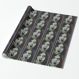 光沢のある包装紙の「Pocession」 ラッピングペーパー