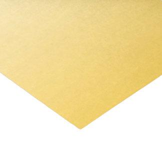 光沢のある黄色いツートーンプリント 薄葉紙