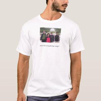 光線のワイシャツ Tシャツ