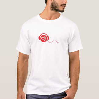 光線+白いlogo_1 transp tシャツ