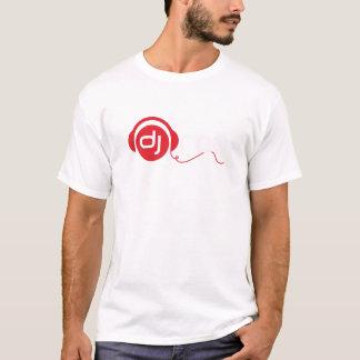 光線+logo_1 transp dj tシャツ
