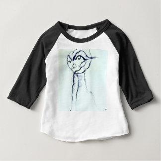 光輝による心地よいそして喜び ベビーTシャツ