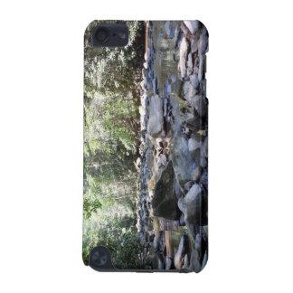 入り江および石 iPod TOUCH 5G ケース