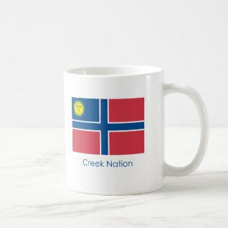 入り江の国家 コーヒーマグカップ