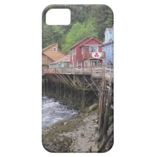 入り江の通りKetchikan、アラスカ iPhone SE/5/5s ケース