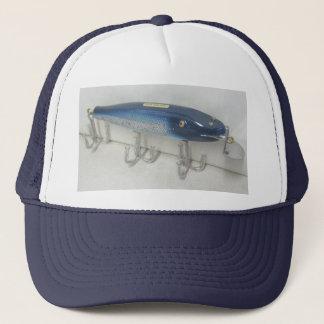 入り江のChubのPikieの青く抜け目がないヴィンテージの魅惑の帽子 キャップ