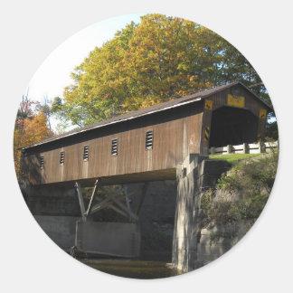入り江Rd橋Ashtabula郡オハイオ州 ラウンドシール