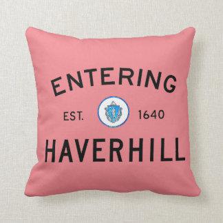 入るHaverhill クッション