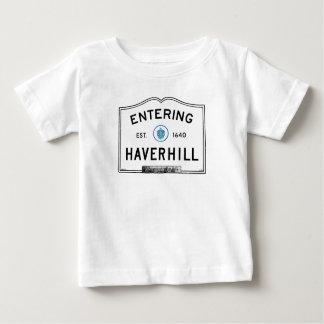入るHaverhill ベビーTシャツ