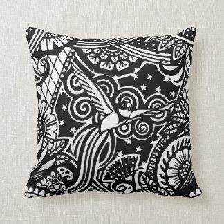 入れ墨のインスピレーションの枕 クッション