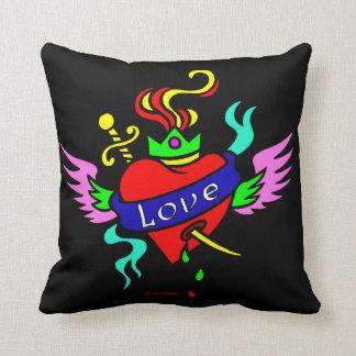 入れ墨のスタイル-愛枕 クッション
