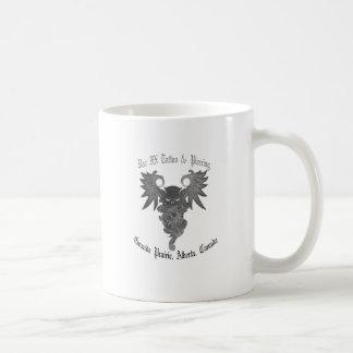 入れ墨の店の付属品 コーヒーマグカップ