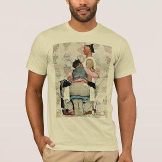 入れ墨の芸術家 Tシャツ