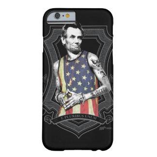 入れ墨のAbeリンカーンの電話箱 Barely There iPhone 6 ケース
