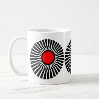 入れ墨3 コーヒーマグカップ