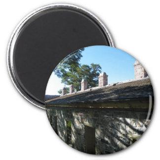 入江の城砦 マグネット