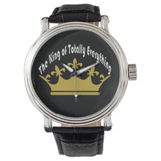 全くすべての王 腕時計