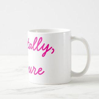 全くのように、確かに襲って下さい コーヒーマグカップ