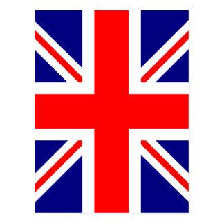 全くイギリスの旗! ポストカード