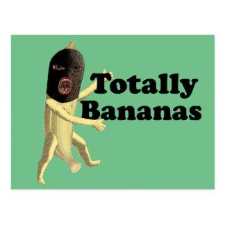 全くバナナ ポストカード