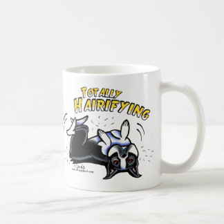 全くボストンテリアHairifying コーヒーマグカップ
