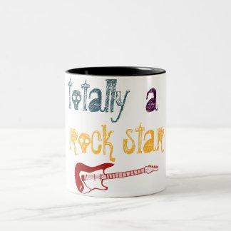 全くロックスターのマグ ツートーンマグカップ