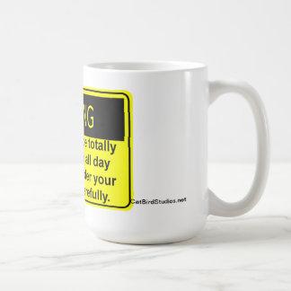 全く不合理なマグ#2 コーヒーマグカップ
