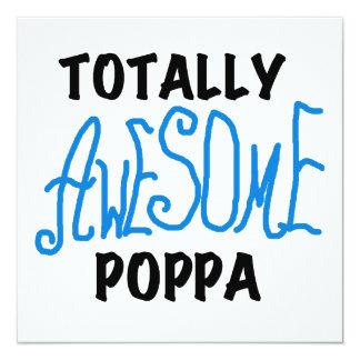 全く素晴らしいPoppaのTシャツおよびギフト カード