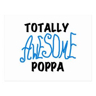 全く素晴らしいPoppaのTシャツおよびギフト ポストカード