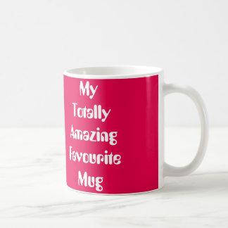 全く驚かせます コーヒーマグカップ