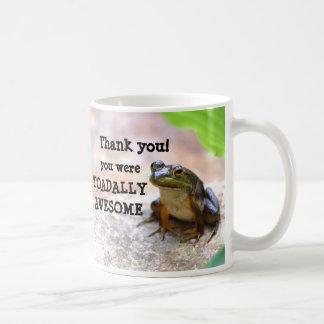 全く(Toadally)素晴らしい! コーヒーマグカップ