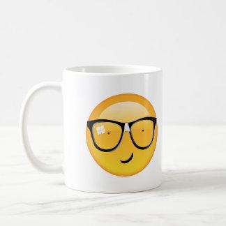 全くEmoji Techie ID229 コーヒーマグカップ