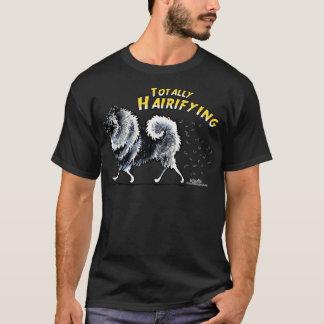 全くKeeshond Hairifying Tシャツ