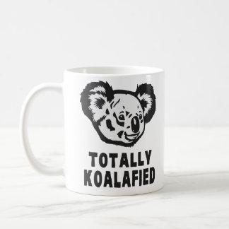 全くKoalafiedのコアラ コーヒーマグカップ