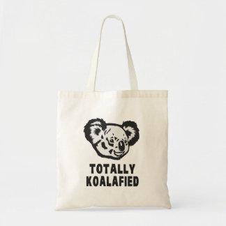 全くKoalafiedのコアラ トートバッグ