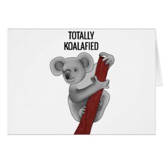 全くKoalafied カード