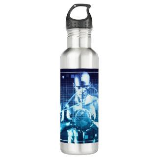 全体的で水平な概念の統合された技術 ウォーターボトル