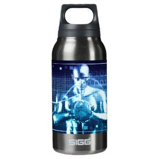 全体的で水平な概念の統合された技術 断熱ウォーターボトル