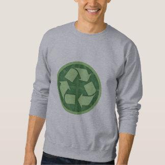 全体的なリサイクル- スウェットシャツ