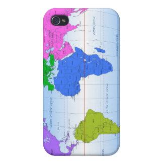 全体的な地図2 iPhone 4/4S COVER