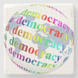全体的な民主主義 ストーンコースター