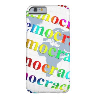 全体的な民主主義 BARELY THERE iPhone 6 ケース