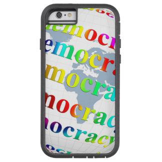 全体的な民主主義 TOUGH XTREME iPhone 6 ケース