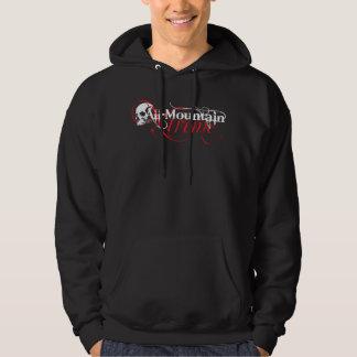 全山のXtremeのフード付きスウェットシャツ パーカ