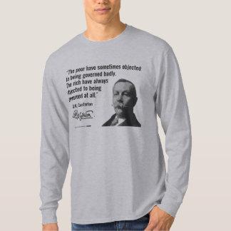 全然支配への豊富な目的 Tシャツ
