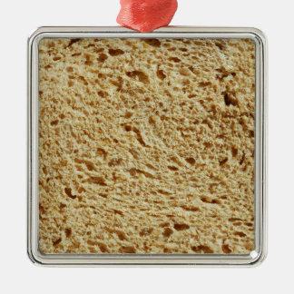 全穀物のパン メタルオーナメント