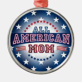 全米のお母さんのオーナメント メタルオーナメント