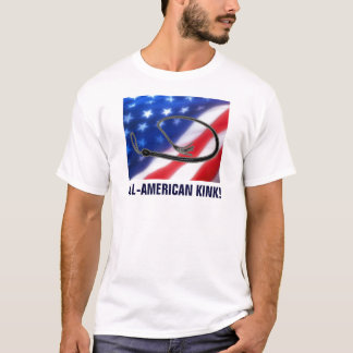 全米のよじれ! Tシャツ