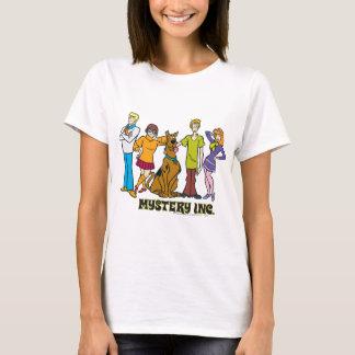 全集団12のミステリー株式会社 Tシャツ