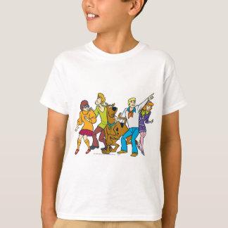 全集団13のミステリー株式会社 Tシャツ